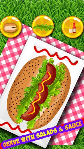Hotdog Makeru2013Cooking Games  screenshots 3