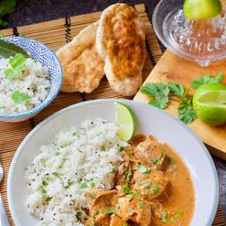 Jamie Oliver's Inspired Chicken Tikka Masala.
