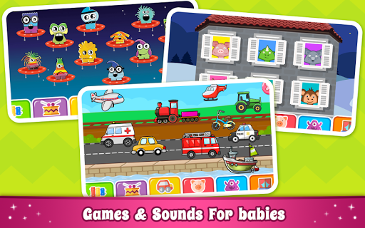 Baby Piano Games & Music for Kids & Toddlers Free 3.0 screenshots 8