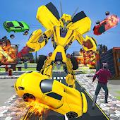Angry Robot City Rampage Mod