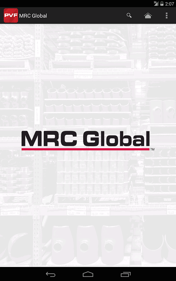 MRC Global PVF Mobile Handbook- screenshot