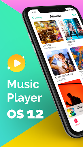 iPlayer - Music IOS12 - Best Music Player Phone XS by Music Player