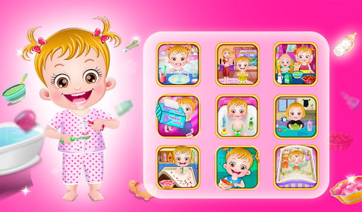 Baby Hazel Baby Care Games 9 screenshots 8