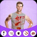 Injury Photo Maker Fight Photo Editor Battle Face icon
