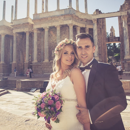 Wedding photographer David Sanz (fotodual). Photo of 08.06.2015