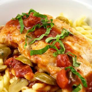Sicilian Chicken