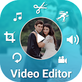 Video Editor : Rotate, Flip,Slow motion,Merge,Fast