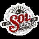 Logo of Cerveceria Cuauhtemoc-Moctezuma Sol Chelada