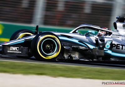 Grand Prix d'Australie: les Mercedes toujours au top