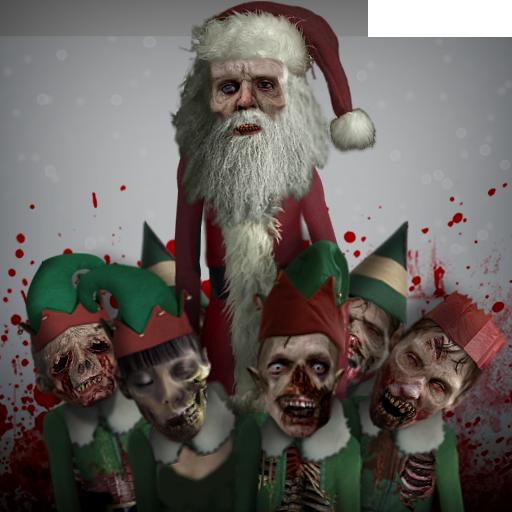 Zombie Santa Freely