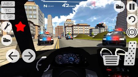 Extreme Car Driving Racing 3D 3.8 screenshot 6343