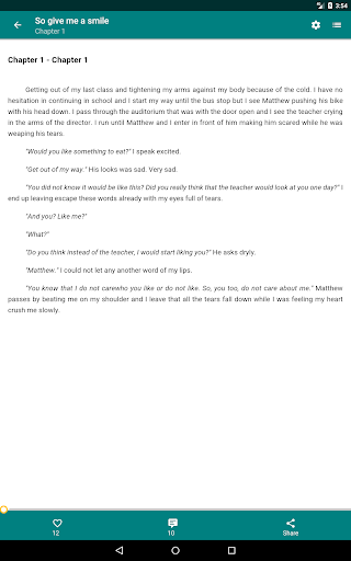Free Books - Spirit Fanfiction and Stories  screenshots 9