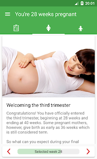 App Pregnancy Week By Week APK for Windows Phone