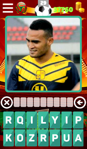 Guess Indonesian and World League Soccer Players screenshots 1