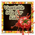 Vegetables Info For Kids icon