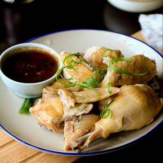 Chinese Steamed Chicken Recipes.