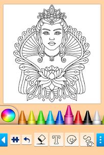 Mandala Coloring Pages 3