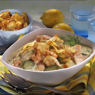 Fish and Potato Stew.