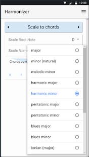 Harmonizer - náhled