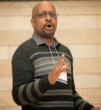Photo: Sam Grant, Saturday's keynote speaker