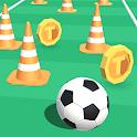 Soccer Drills - Kick Your Ball icon