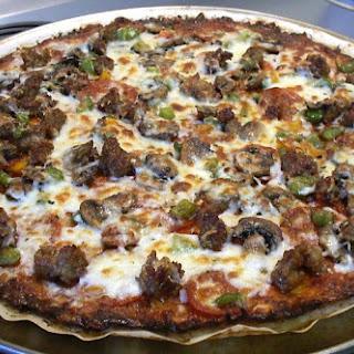 NANCYELLE'S THIN AND CRISPY PIZZA CRUST