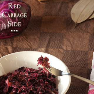 Red Cabbage Side