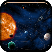 Stars And Planets Size LWP