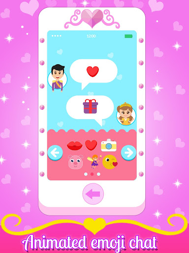 Baby Princess Phone 1.3.9 screenshots 14