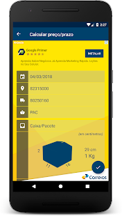App Rastreador e Calculadora dos Correios APK for Windows Phone
