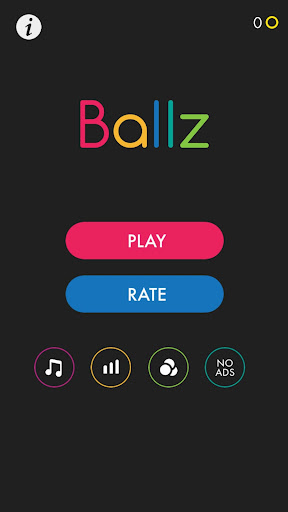 Ballz for Android apk 2