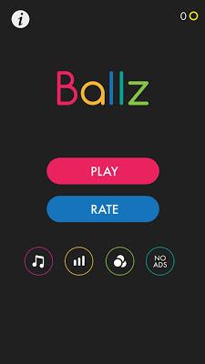 Ballz - screenshot