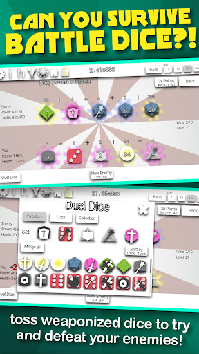 Idle Dice apkpoly screenshots 5