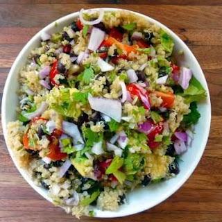 South of the Border Quinoa Salad