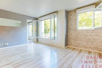Appartement 2 pièces 39,62 m2