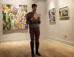 Photo: Brock Hessel @ Winter Snow Ball @ Urban Gallery Jan 2014