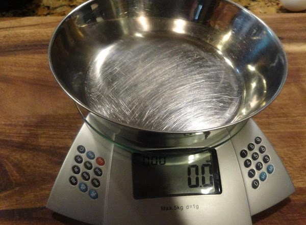 Dry Ingredients:   Use a kitchen scale to weigh all your flours for...