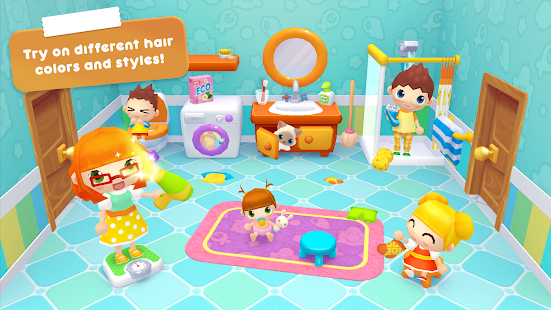 Sweet Home Stories – My family life play house 5