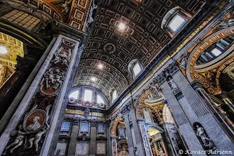 Photo: Szent Péter-bazilika belső 2