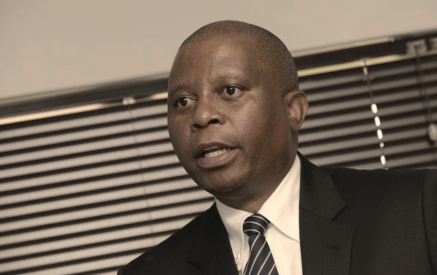 Johannesburg mayor Herman Mashaba. Picture: ARNOLD PRONTO
