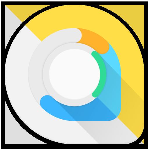 Pixeldrop - Icon Pack