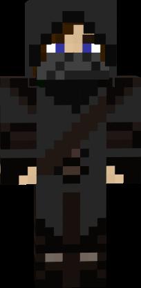 Black Assassin Nova Skin