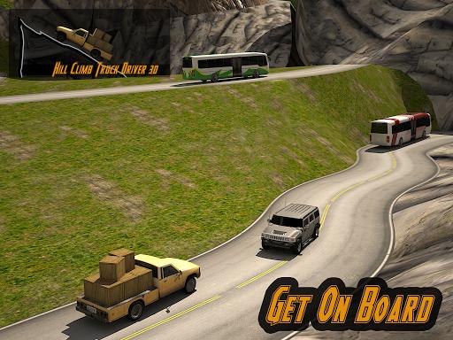 Hill Climb Truck Driver 3d