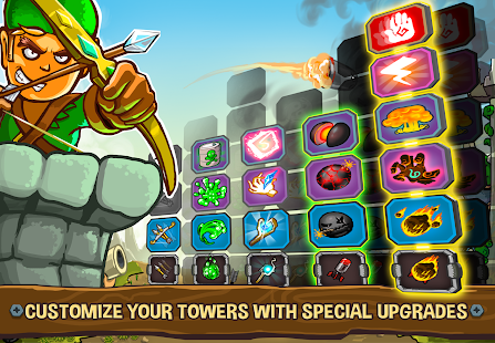 Tower Defense: Kingdom Wars (Unreleased)- screenshot thumbnail