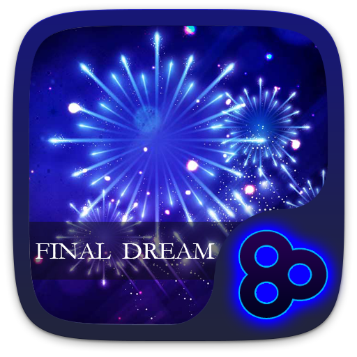 Final Dream Go Launcher Theme