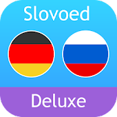 German <> Russian Dictionary Slovoed Deluxe