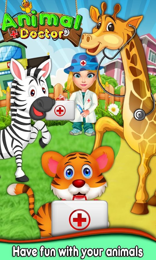Pet Doctor - Animal Hospital- screenshot