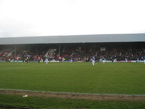 Photo: 28/12/09 v Charlton Athletic (Football League Div 1) 1-1 contributed by Justin Holmes