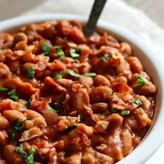 Homemade Pork And Beans Recipes.