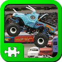 Puzzles: Monster Trucks icon
